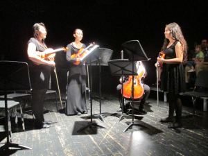 Chamber Recital at NCHS - October 7, 2014