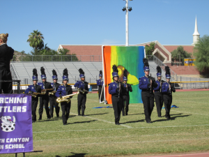 Desert Vista Marching Festival - October 4, 2014