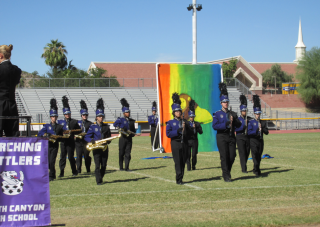 Marching Rattlers Weekly Update – October 15, 2014