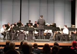 Congratulations to Concert Band !
